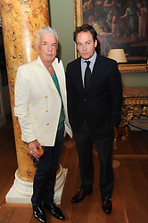 A party to promote the exclusive Puntacana Resort & Club - the Caribbean's Premier Golf & Beach Resort Destination, was held at Spencer House, London on 13th May 2010.<br /> <br /> Picture shows:-NICKY HASLAMand HAMILTON SOUTH
