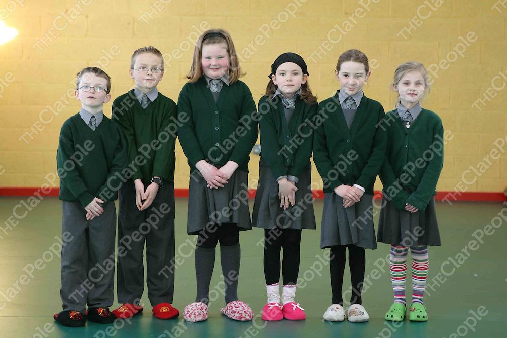 Clooney National School<br /> <br /> Communion