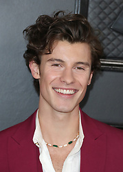 LOS ANGELES, CALIFORNIA, USA - JANUARY 26: 62nd Annual GRAMMY Awards held at Staples Center on January 26, 2020 in Los Angeles, California, United States. 26 Jan 2020 Pictured: Shawn Mendes. Photo credit: Xavier Collin/Image Press Agency/MEGA TheMegaAgency.com +1 888 505 6342