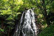 May 27, 2007, Blue Ridge Parkway, NC, USA; Crabtree Falls. Copyright © 2007 Bob Donnan