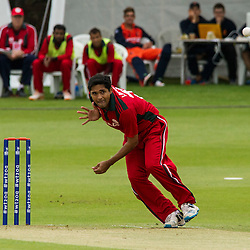 The Netherlands v Oman | T20 qualifiers Edinburgh | 14 July 2015