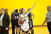 Rowan Women's Basketball vs Stockton - 2011 February 12