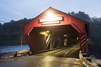 Taftsville Covered Bridge, Woodstock, Vermont