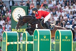 Beezie Madden (USA), Casall Ask - Show Jumping Final Four - Alltech FEI World Equestrian Games™ 2014 - Normandy, France.<br /> © Hippo Foto Team - Jon Stroud<br /> 07/09/2014