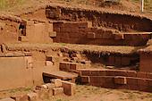 Tihuanacu Ruins - Bolivia