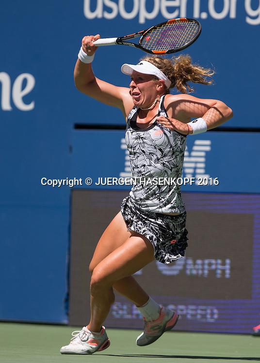 ANNA-LENA FRIEDSAM (GER)<br /> <br /> Tennis - US Open 2016 - Grand Slam ITF / ATP / WTA -  Flushing Meadows - New York - New York - USA  - 29 August 2016.