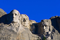 Mount Rushmore National Memorial, Black Hills, South Dakota USA