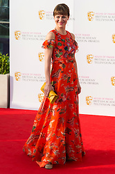 © Licensed to London News Pictures. 08/05/2016. London, UK. HELEN MCCRORY attends the BAFTA Television Awards 2016. Photo credit: Ray Tang/LNP