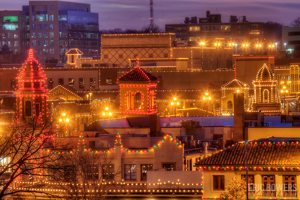 Kansas City Christmas Lights