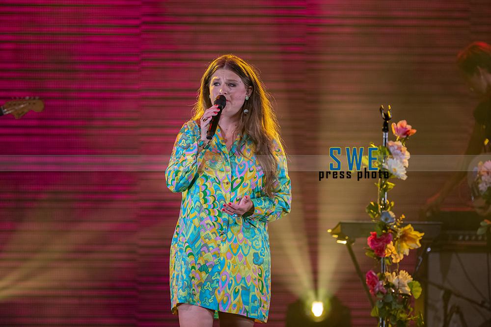 2020-08-01   Helsingborg, Sweden: Linnea Henriksson live under HX Festivalen 2020.<br /> <br /> Foto av: Jimmy Palm