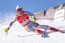 24.01.2020, Streif, Kitzbühel, AUT, FIS Weltcup Ski Alpin, SuperG, Herren, im Bild Aleksander Aamodt Kilde (NOR) // Aleksander Aamodt Kilde of Norway in action during his run for the men's SuperG of FIS Ski Alpine World Cup at the Streif in Kitzbühel, Austria on 2020/01/24. EXPA Pictures © 2020, PhotoCredit: EXPA/ Johann Groder