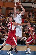 DESCRIZIONE : Bormio Torneo Internazionale Diego Gianatti Italia Ungheria<br /> GIOCATORE : Andrea Crosariol<br /> SQUADRA : Nazionale Italia Uomini <br /> EVENTO : Torneo Internazionale Guido Gianatti<br /> GARA : Italia Ungheria<br /> DATA : 09/07/2010 <br /> CATEGORIA : tiro<br /> SPORT : Pallacanestro <br /> AUTORE : Agenzia Ciamillo-Castoria/ElioCastoria<br /> Galleria : Fip Nazionali 2010 <br /> Fotonotizia : Bormio Torneo Internazionale Diego Gianatti Italia Ungheria<br /> Predefinita :