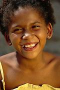 Brazilian Girl<br />Piaui State.  BRAZIL.  South America