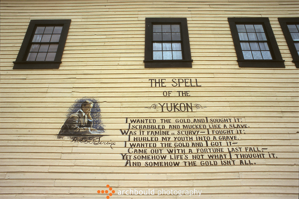 Spell of the Yukon, by Robert Service