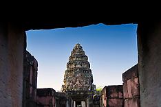 Phimai Historical Park, Korat, Thailand