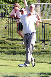 16 July 2006 Jeff Overton. The John Deere Classic is played at TPC at Deere Run in Silvis Illinois, just outside of the Quad Cities
