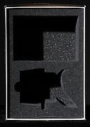 box with formed foam packaging inside