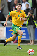 Dartford - Saturday July 11 2009: Chris Martin of Norwich City during the friendly match at Princes Park. (Pic by Alex Broadway/Focus Images).