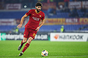 Federico Fazio of Roma in action during the UEFA Europa League, Group J football match between AS Roma and Wolfsberg AC on December 12, 2019 at Stadio Olimpico in Rome, Italy - Photo Federico Proietti / ProSportsImages / DPPI