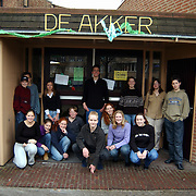 Start 24 uurshonger staking voor goed doel kerk de Akker Huizen