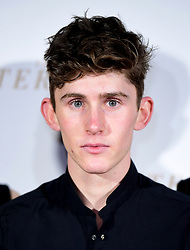 Fionn O'Shea attending the world premiere of The Aftermath, held at the Picturehouse Central Cinema, London