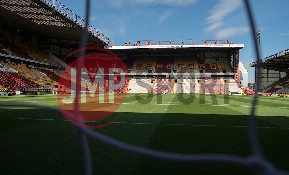 General view inside the Coral Windows Stadium.  - Mandatory by-line: Alex James/JMP - 17/09/2016 - FOOTBALL - Coral Windows Stadium - Bradford, England - Bradford City v Bristol Rovers - Sky Bet League One