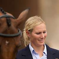 Eventing - First Horse Inspection