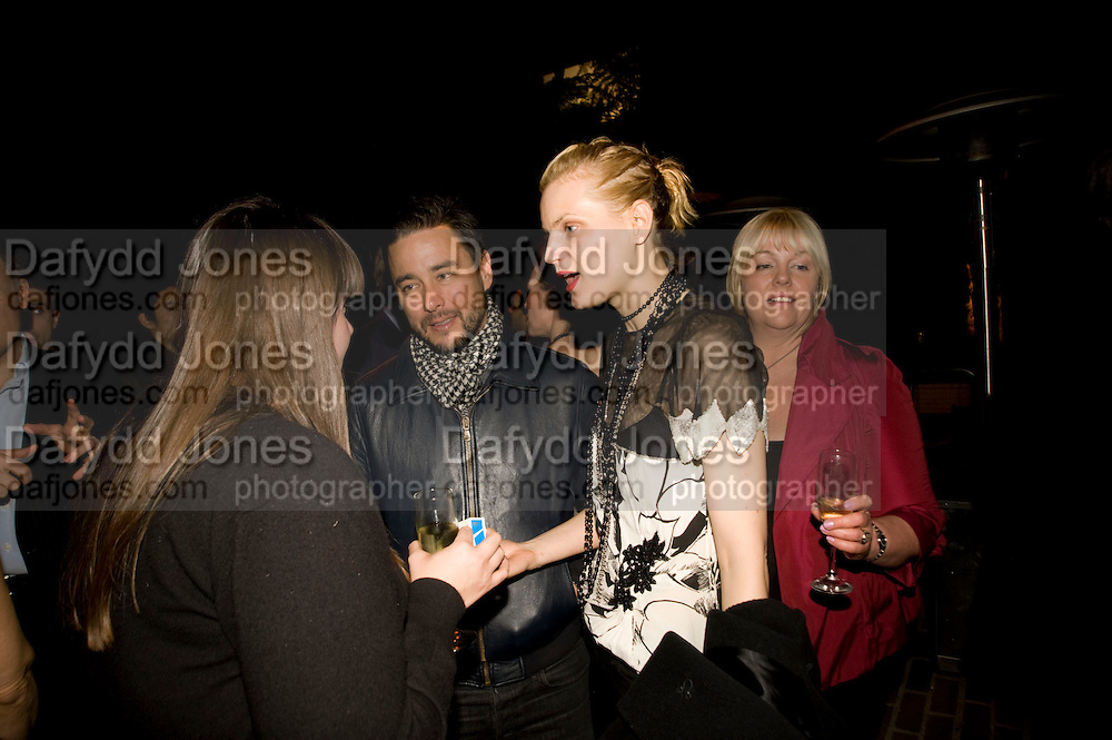 GUINEVERE VAN SEENUS, Rodarte Poolside party to show their latest collection. Hosted by Kate and Laura Muleavy, Alex de Betak and Katherine Ross.  Chateau Marmont. West  Sunset  Boulevard. Los Angeles. 21 February 2009 *** Local Caption *** -DO NOT ARCHIVE -Copyright Photograph by Dafydd Jones. 248 Clapham Rd. London SW9 0PZ. Tel 0207 820 0771. www.dafjones.com<br /> GUINEVERE VAN SEENUS, Rodarte Poolside party to show their latest collection. Hosted by Kate and Laura Muleavy, Alex de Betak and Katherine Ross.  Chateau Marmont. West  Sunset  Boulevard. Los Angeles. 21 February 2009