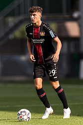 Kai Havertz of Bayer 04 Leverkusen during the Pre-season Friendly match between Fortuna Sittard and Bayer Leverkusen at the Fortuna Sittard Stadium on July 28, 2018 in Sittard, The Netherlands