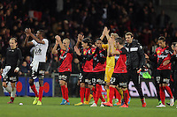 JOIE GUINGAMP   - 14.12.2014 - Guingamp / PSG - 18eme journee de Ligue1<br />