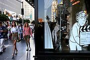 Hollywood Blv. Walk of Fame