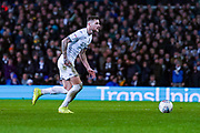 Leeds United defender Liam Cooper (6) during the EFL Sky Bet Championship match between Leeds United and Sheffield Wednesday at Elland Road, Leeds, England on 11 January 2020.