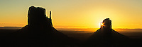 A Southwestern sunrise