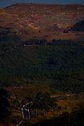 Caete_MG, Brazil.<br /> <br /> Rodovia MG 262 em Caete, Minas Gerais.<br /> <br /> The highway MG 262 in Caete, Minas Gerais.<br /> <br /> Foto: LEO DRUMOND / NITRO