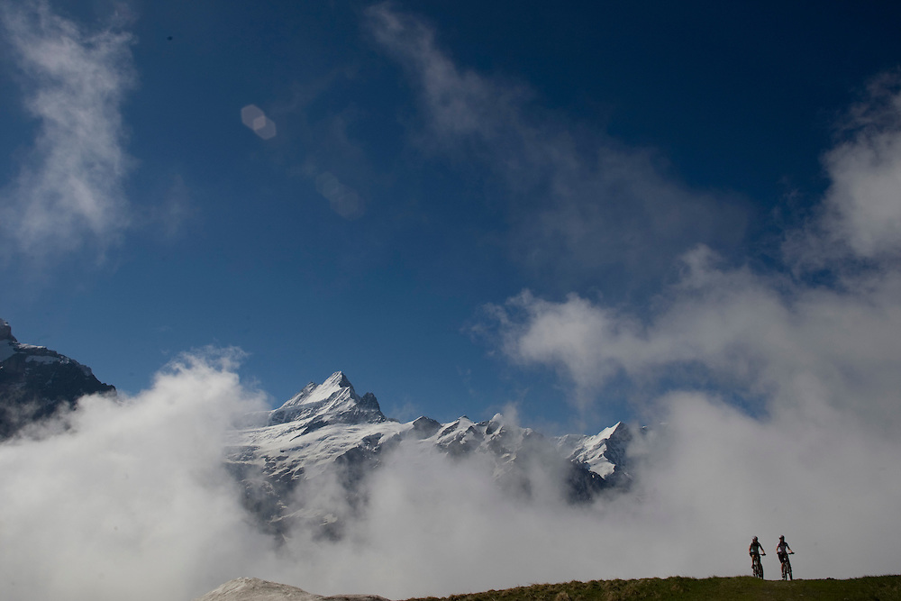 Location Grindelwald (Switzerland)