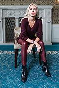 Marla Fritz, Tessin / Miss Schweiz Kandidatinnen 2018 fotografiert in Brunnen am 27.01.2018. Photo Siggi Bucher