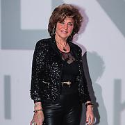 NLD/Amsterdam/20130205 - Modeshow Nikki Plessen 2013, Netty van der Veer