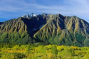 St. Elias Mountains<br /> Kluane National Park<br /> Yukon<br /> Canada