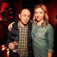 Pirate Party - Hosted by Annie Lederman - January 18, 2013 - Red Star Bar - Greenpoint, Brooklyn