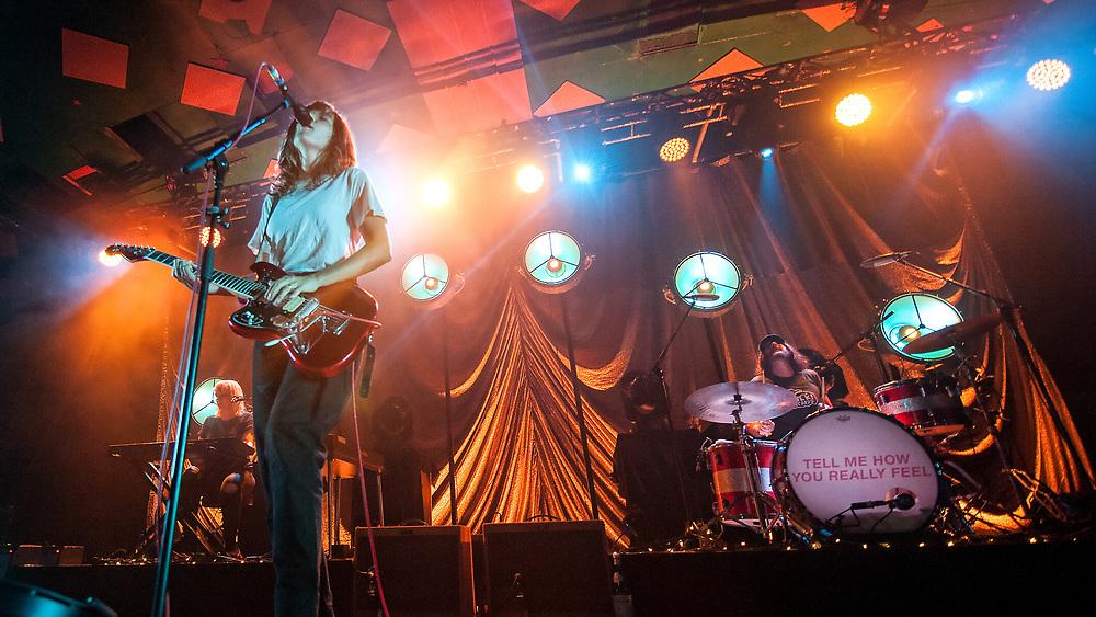 Courtney Barnett in concert at The Barrowland Ballroom, Glasgow, Great Britain 2nd June 2018
