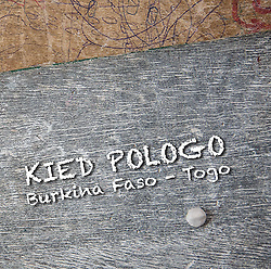 Kied Pologo is the name of the burkinabe village where Amurt Italy No Profit Organization, for some years now, is carrying out some humanitarian projects. Kied Pologo means &quot;the new door&quot;, a message of openness and friendship towards the guests coming from afar. But the new door can also be understood as a look of hope for the future, as a chance to delete the terrible destiny that seems to be inexorably handed down from father to son.<br /> This book is the diary of humanitarian journey undertaken by Cosimo De Cillis, the president of Amurt Viadana and the reporter Erberto Zani: two weeks lived in close contact with the local people, eating their food, enjoying the slow flowing of time, sleeping in the villages under a charming starry sky.<br /> The mission was to monitor the progress of projects supported in Burkina Faso and Togo and take note about the future needs.<br /> <br /> 22x22 cm, 96 pages, 143 photographs, published for AMURT Italia NPO (2017)