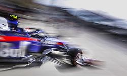 November 2, 2019, Austin, United States of America: Motorsports: FIA Formula One World Championship 2019, Grand Prix of United States, .#10 Pierre Gasly (FRA, Red Bull Toro Rosso Honda) (Credit Image: © Hoch Zwei via ZUMA Wire)