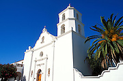 "Mission San Luis Rey de Francia (""King of the Missions""), San Luis Rey, California USA"