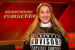 10.03.2015, WDR Studios, Stuttgart, GER, Menschen bei Maischberger, die Vorurteilsfalle gute Muslime boeser Islam, im Bild Idil Baydar (Comedian) // during the television broadcast People and Politics on the topic of good Muslims wicked Islam at WDR Studios in Stuttgart, Germany on 2015/03/10. EXPA Pictures © 2015, PhotoCredit: EXPA/ Eibner-Pressefoto/ Schueler<br /> <br /> *****ATTENTION - OUT of GER*****