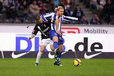 090131 Hertha v Frankfurt