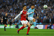 Arsenal v Manchester City  25/02/2018