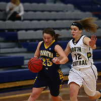 Women's Basketball: North Central University Rams vs. Maranatha Baptist University Sabercats