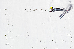 10.03.2019, Holmenkollen, Oslo, NOR, FIS Weltcup Skisprung, Raw Air, Oslo, Schisprung, Einzelbewerb, Damen, im Bild Sturz von Ramona Straub (GER) // Crash of Ramona Straub of Germany during the ladie's individual competition of the Raw Air Series of FIS Ski Jumping World Cup at the Holmenkollen in Oslo, Norway on 2019/03/10. EXPA Pictures © 2019, PhotoCredit: EXPA/ JFK