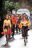 Mercedes-Benz Fashion Week 2013: Francis Montesinos