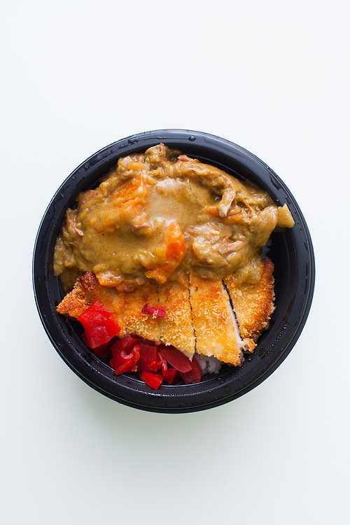 Pork Katsu Curry Bowl from Ennju ($7.62)